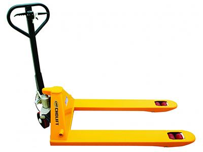 Pallet Jack With Hand Brake