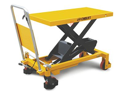 Hydraulic Lift Table cart
